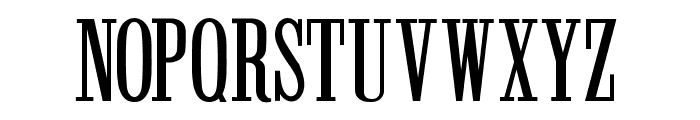 Winchester Ornate Font LOWERCASE