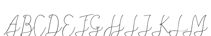 Winestoffthecollection Font UPPERCASE