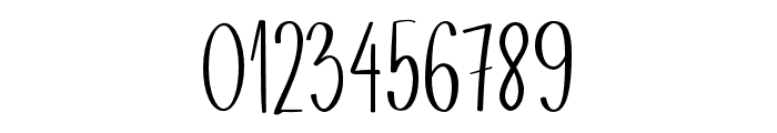 Winter Blush Font OTHER CHARS