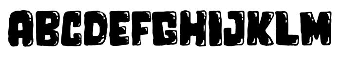 Winter Kingdom Font UPPERCASE