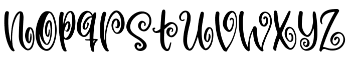 Witchcraft & Wizardry Font LOWERCASE