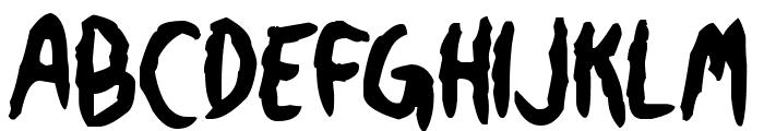 Wonder Novation Font UPPERCASE