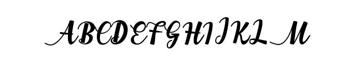 Workside Font UPPERCASE