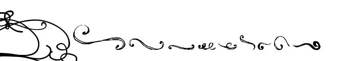 Wowangle Ornament Font UPPERCASE