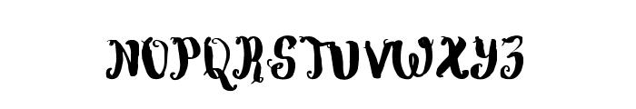Wowangle SS05 Font UPPERCASE
