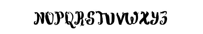 Wowangle SS06 Font UPPERCASE