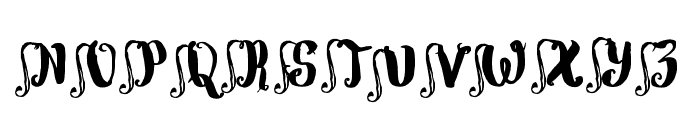 WowangleTitling Font UPPERCASE