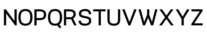 Wrightuka Font LOWERCASE