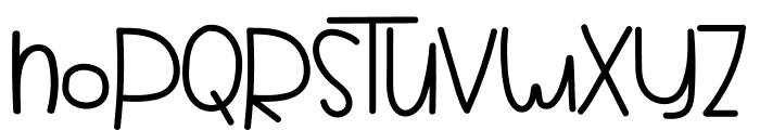 YOKE RABBEY Font UPPERCASE