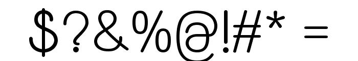 Yaahowu Ono Niha Font OTHER CHARS