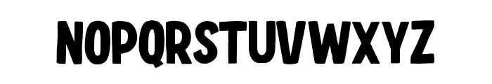 Youlit Regular Font UPPERCASE