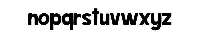 Youlit Regular Font LOWERCASE