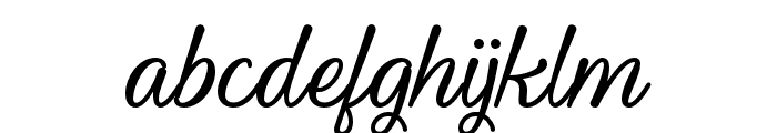 YouthandBeauty Font LOWERCASE