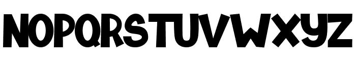ZAKIDS Font UPPERCASE
