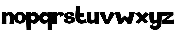 ZAKIDS Font LOWERCASE
