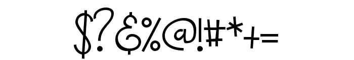 ZPBoogiescript Font OTHER CHARS