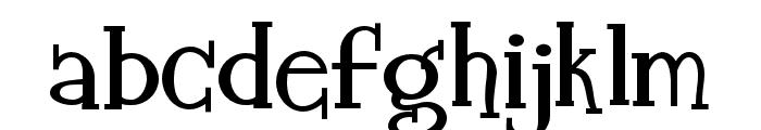 ZPClassicCheesecake Font LOWERCASE