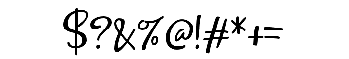 ZPDestinationWedding Font OTHER CHARS
