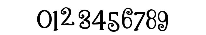 ZPGingerbreadCake Font OTHER CHARS