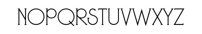 Zeldaregular Font LOWERCASE