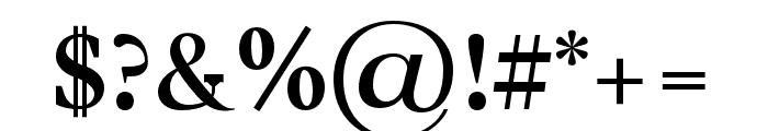 Zural regular Font OTHER CHARS