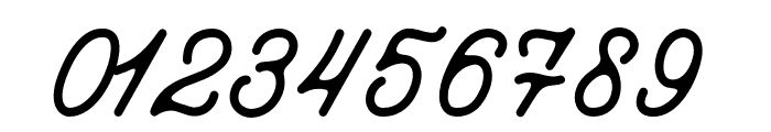 aaleyah-thick Font OTHER CHARS
