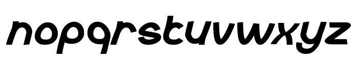 abc Font LOWERCASE