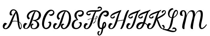 absolute-saidistudio Font UPPERCASE