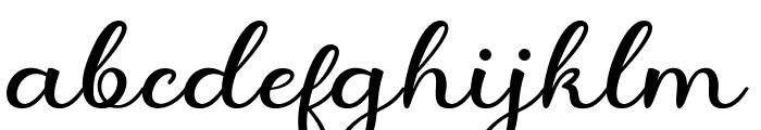 absolute-saidistudio Font LOWERCASE