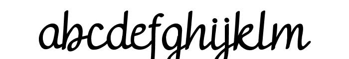 adelitha Font LOWERCASE