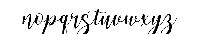 aesthetica Font LOWERCASE