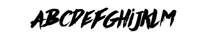 againtsfresh Font LOWERCASE