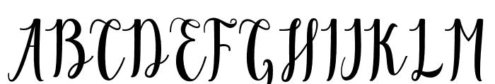 agustina Font UPPERCASE
