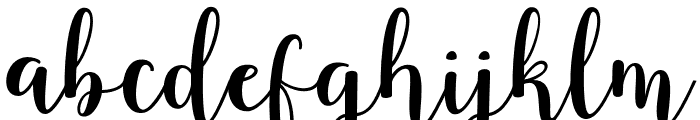 agustina Font LOWERCASE