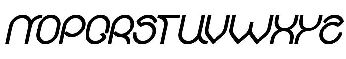 alberto Bold Italic Font UPPERCASE