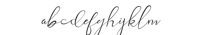 andora ardelion Font LOWERCASE