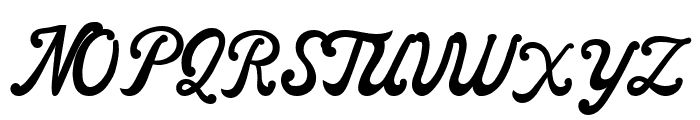 ayangduit Font UPPERCASE