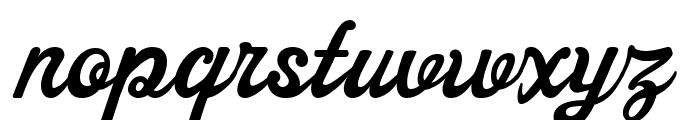 ayangduit Font LOWERCASE