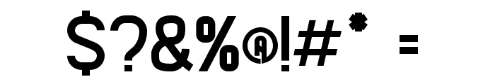 ayuendaregular Font OTHER CHARS