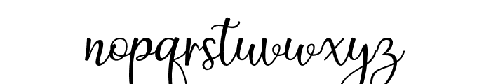 bestplace Font LOWERCASE