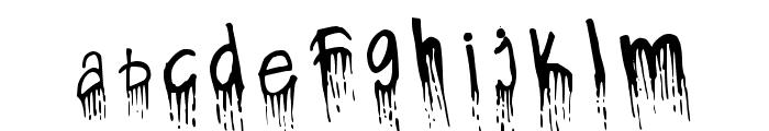 bloddkingdom Regular Font LOWERCASE