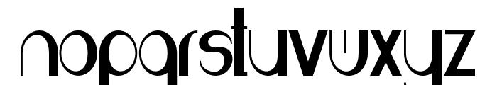 contrash Font LOWERCASE