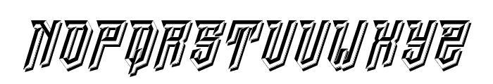 cryptonstonemix Font UPPERCASE