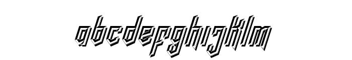 cryptonstonemix Font LOWERCASE