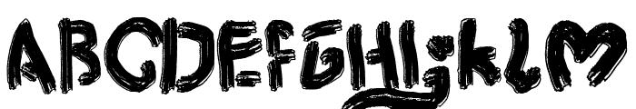 doelkenyoet Font UPPERCASE