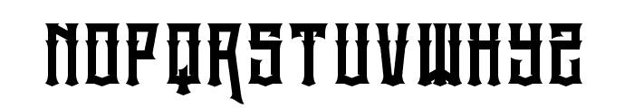 eltigres Font UPPERCASE