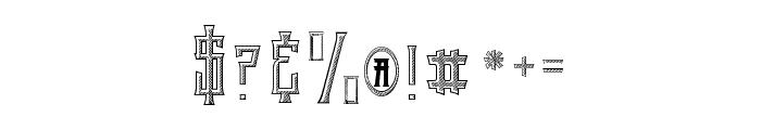 eltigresinsone Font OTHER CHARS