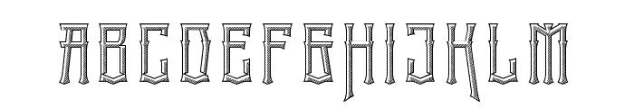 eltigresinsone Font UPPERCASE