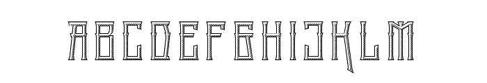 eltigresinsone Font LOWERCASE