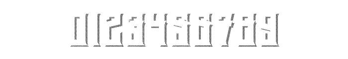 eltigresshadowone Font OTHER CHARS